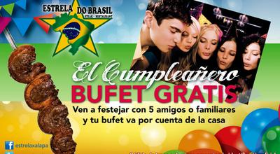 Photo of Brazilian Restaurant Estrela Do Brasil at Las Trancas Calle Encino #102 Col El Olmo, Xalapa 91194, Mexico