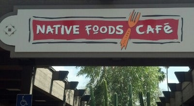 Photo of Vegetarian / Vegan Restaurant Native Foods at 1775 East Palm Canyon Drive, Palm Springs, CA 92264, United States