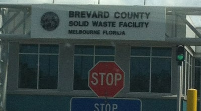 Photo of Monument / Landmark Melbourne transfer station and landfill at 3379 Sarno Rd, Melbourne, FL 32934, United States