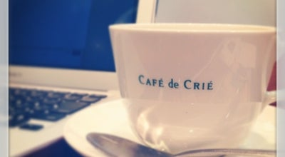 Photo of Coffee Shop CAFÉ de CRIÉ 姫路みゆき通り店 at 二階町71, 姫路市 670-0922, Japan