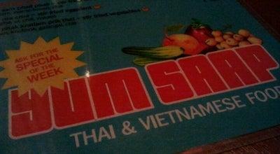 Photo of Thai Restaurant Yum Saap at Twijnstraat 40, Utrecht 3511 ZL, Netherlands
