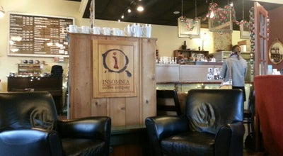 Photo of Coffee Shop Insomnia Coffee Company at 2348 Nw Amberbrook Dr, Beaverton, OR 97006, United States