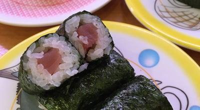 Photo of Sushi Restaurant かっぱ寿司 東舞鶴店 at 市場28, 舞鶴市, Japan