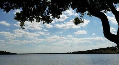 Photo of Lake Üsküp Barajı at Turkey