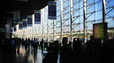 "Photo of Airport Aeroporto di Catania Fontanarossa ""Vincenzo Bellini"" (CTA) at Via Fontanarossa, Catania 95121, Italy"