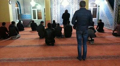 Photo of Mosque İHL Tatbikat Camii at Bilecik, Turkey