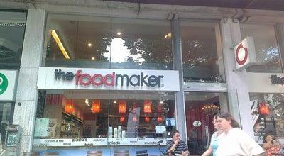 Photo of Sandwich Place The Foodmaker at De Keyserlei 9, Antwerpen 2018, Belgium