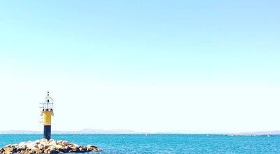 Photo of Beach Playa de Roses at Spain