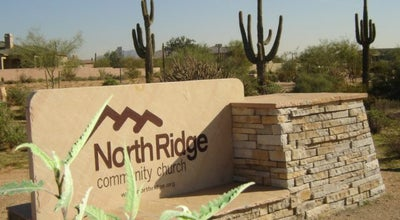 Photo of Church North Ridge Community Church at 6363 E Dynamite Blvd, Cave Creek, AZ 85331, United States