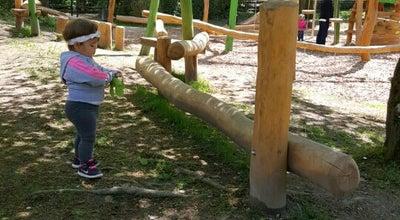 Photo of Playground Spielplatz Abenteuer-Spieli Im City-Park at Karlsruhe, Germany