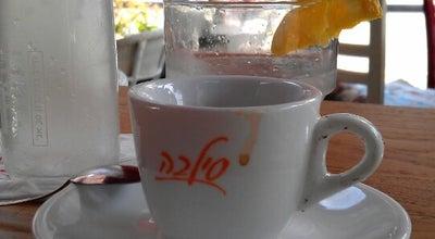 Photo of Cafe Silva (סילבה) at 120 Moriya Ave., Haifa, Israel