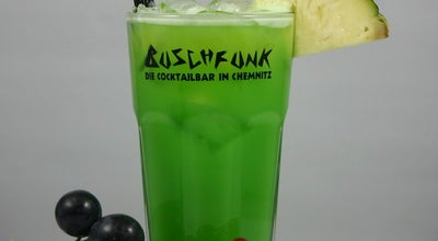 Photo of Cocktail Bar Buschfunk at Zschopauer Str. 48, Chemnitz 09111, Germany