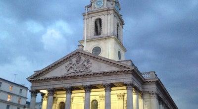 Photo of Church St Martin-in-the-Fields at 5 Trafalgar Sq, London WC2N 4JJ, United Kingdom