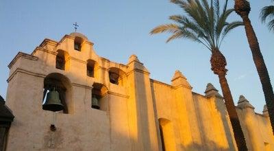 Photo of Church Mission San Gabriel Arcángel at 428 S Mission Dr, San Gabriel, CA 91776, United States