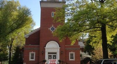 Photo of Church Our Lady of the Pillar Catholic Church & School at 403 S Lindbergh Blvd, Saint Louis, MO 63131, United States