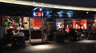 Photo of Sushi Restaurant KOI SUSHI at Plaza Futura, El Salvador
