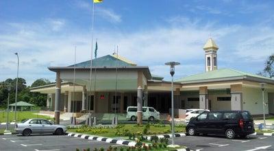 Photo of Mosque Masjid Pengiran Muda Abdul Malik at Kampong Tungku/katok, Gadong, Bandar Seri Begawan, Brunei