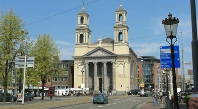 Photo of Church Mozes en Aäronkerk at Waterlooplein 207, Amsterdam 1011 PG, Netherlands