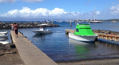 Photo of Beach Mala Boat Harbor at Lahaina, HI, United States