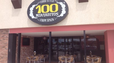 Photo of Spanish Restaurant 100 Montaditos at Plaza Zentralia, Ciudad del Carmen 24199, Mexico