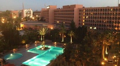 Photo of Hotel Atlas Medina & Spa Marrakech at Avenue Hassan 1er, Marrakech Menara, Morocco