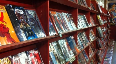 Photo of Tourist Attraction Mega City Comics at 18 Inverness Street, London NW1 7HJ, United Kingdom
