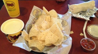 Photo of Burrito Place Moe's at 4834 North Hills Blvd., North Little Rock, AR 72116, United States