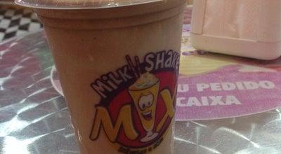 Photo of Ice Cream Shop Mix Shake Mix at Brazil