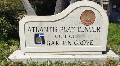 Photo of Playground Atlantis Play Center at 13630 Atlantis Way, Garden Grove, CA 92844, United States