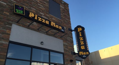 Photo of Pizza Place Pizza Man at 11500 W Burleigh St, Wauwatosa, WI 53222, United States