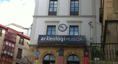 Photo of History Museum Arkeologi Museoa at Calzadas De Mallona, 2, Bilbao 48006, Spain
