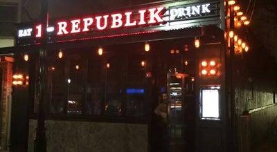Photo of Bar 1 Republik at 26 Ridge Rd, North Arlington, NJ 07031, United States
