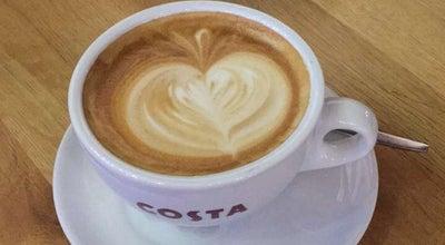 Photo of Coffee Shop كوستا كوفي  Costa Coffee at Shaty Mall, Dammam, Saudi Arabia