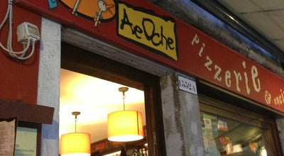 Photo of Pizza Place Pizzeria Ae Oche at Santa Croce 1552, Venezia, Italy