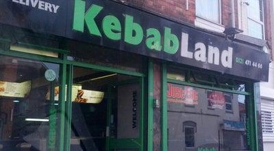 Photo of Restaurant Kebab Land at 2-4 Dawlish Road, Birmingham B29 7AE, United Kingdom