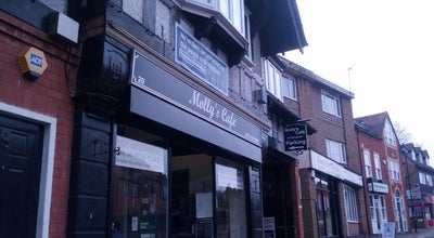 Photo of Breakfast Spot Molly's Cafe at 20 The Green, Kings Norton B38 8SD, United Kingdom