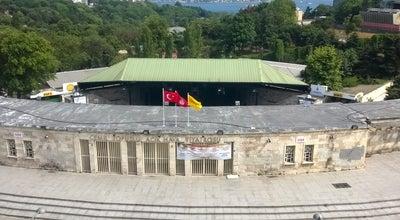 Photo of Concert Hall Cemil Topuzlu Açıkhava Tiyatrosu at Harbiye Mah. Taşkışla Cad. No:8, Şişli 34367, Turkey