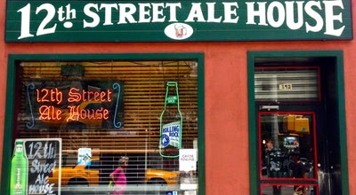 Photo of Pub 12th Street Ale House at 192 2nd Ave, New York City, NY 10003, United States