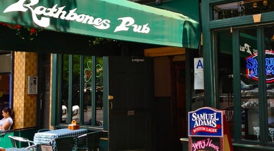 Photo of Sports Bar Rathbones Pub at 1702 2nd Ave, New York, NY 10128, United States