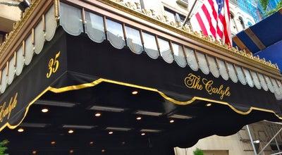 Photo of Jazz Club Cafe Carlyle at 981 Madison Ave, New York, NY 10075, United States