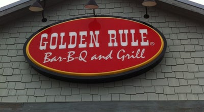 Photo of BBQ Joint Golden Rule at 50 Oxford Exchange Blvd, Oxford, AL 36203, United States
