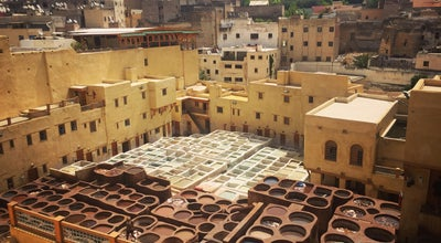 Photo of Historic Site Chouara Tannery at Morocco