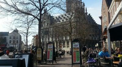 Photo of Diner Hotel Brasserie De Huifkar at Markt 19, Middelburg 4331 LJ, Netherlands