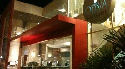 Photo of Pizza Place Quinta da Oliva at R. Erechim, 977, Cascavel 85812-260, Brazil