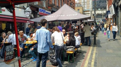 Photo of Food Truck Street Food Union at Rupert Steet, London, United Kingdom