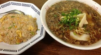 Photo of Food 尾道ラーメン 一丁 at 三之丸町3-7, 福山市 720-0066, Japan