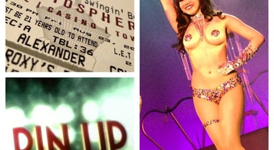 Photo of Theater Pin Up (Feat. Claire Sinclair) at 2000 Las Vegas Blvd S, Las Vegas, NV 89104, United States