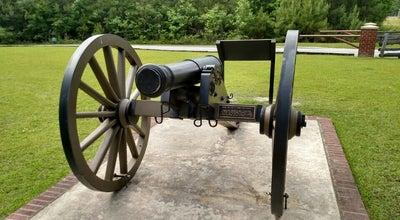 Photo of Park New Bern Battlefield Park at Battlefield Trail, New Bern, NC 28562, United States