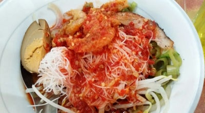 Photo of Chinese Restaurant ร้านยกเข่ง (โล่งโต้ง) at ศาลเจ้าฮกเกี้ยน, ตลาด, Surat Thani 84000, Thailand