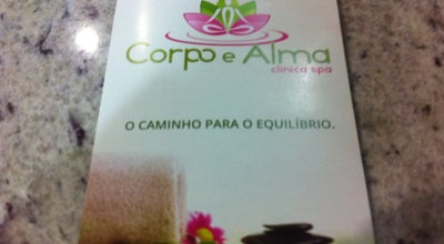 Photo of Spa Corpo e Alma Clínica Spa at Rua Brasilpinho, 281, Sao José 88102-300, Brazil